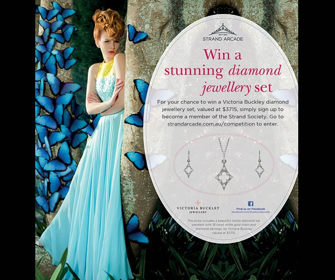 Victoria Buckley Jewellery competition