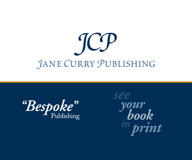 Jane Curry Publishing logos
